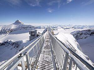 Esquia en les diablerets