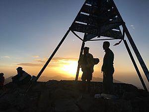 Cumbre del Toubkal actividades en la montaña
